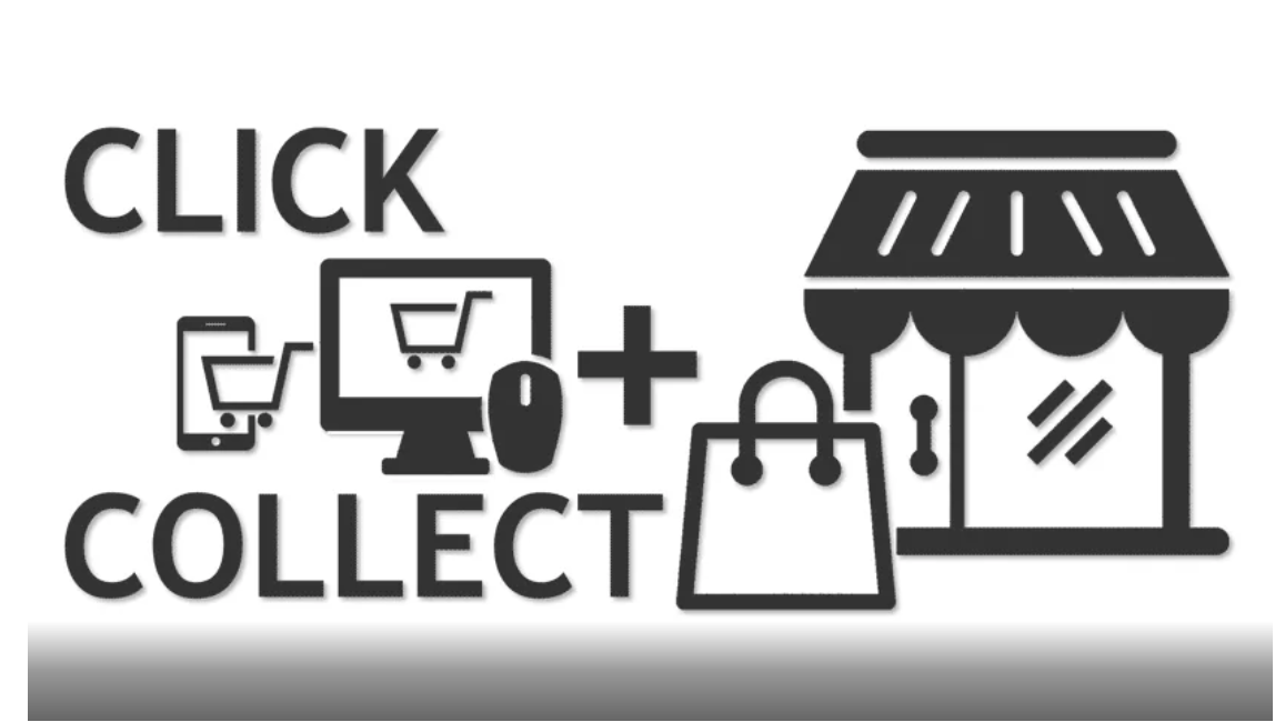 Site internet Click And Collect